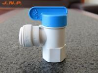 22) VL-NJ Type - PP Two-way Ball Valves