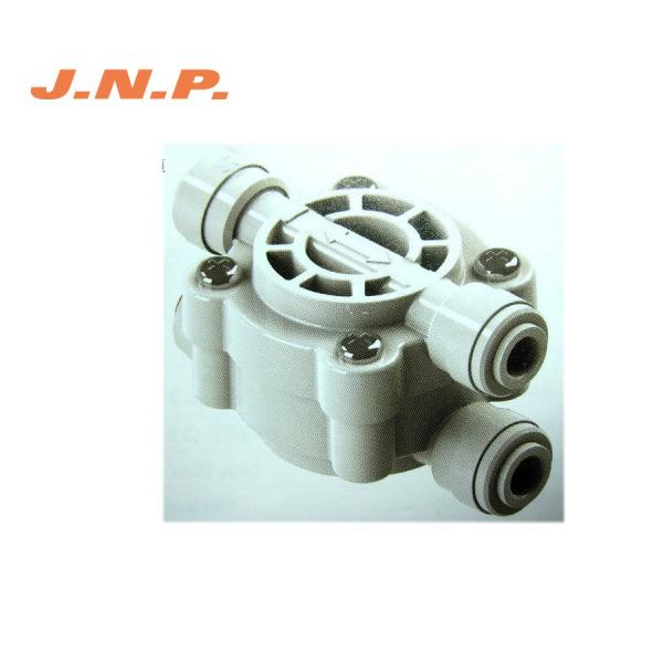 17) II-JN Type - PP Four-way Check Valves
